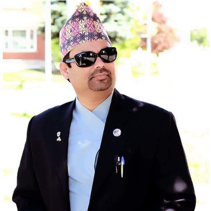 क्यानडाकाे विषेश संस्था विआरएसी को निर्देशक बनेका नेपाली मित्र काफ्ले काे हुन ?