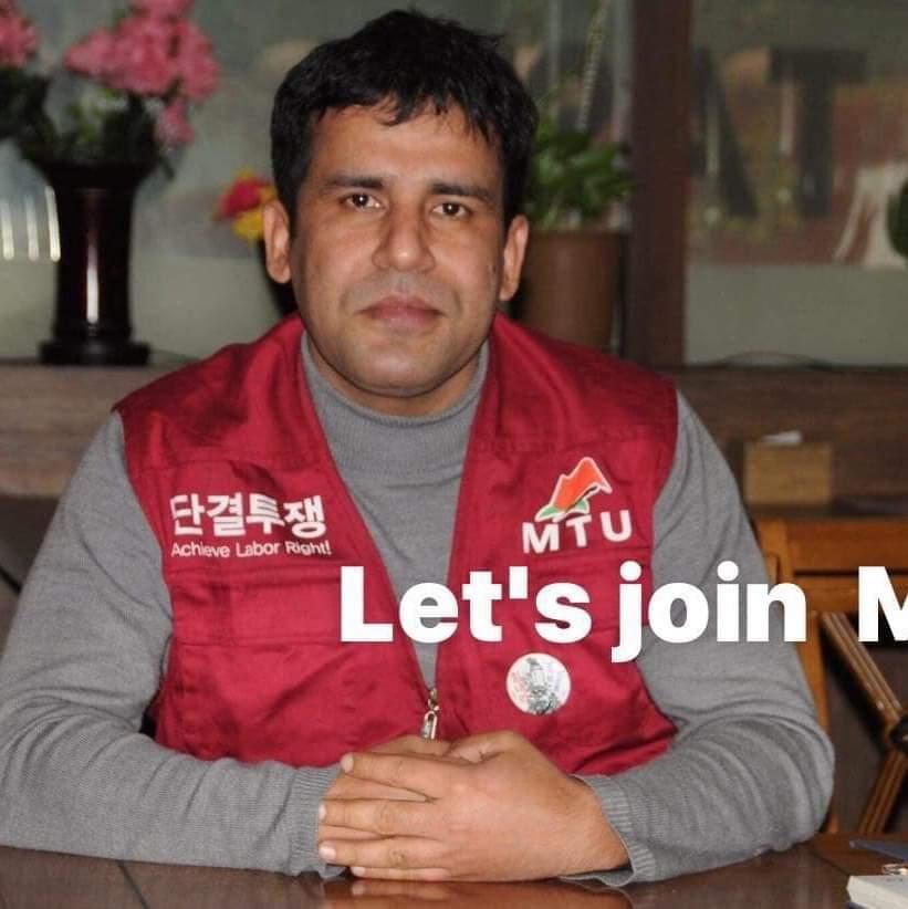 कोरियामा प्रवासी श्रमिक को औद्योगिक सुरक्षा सधै खतराको संकेत माथि ?