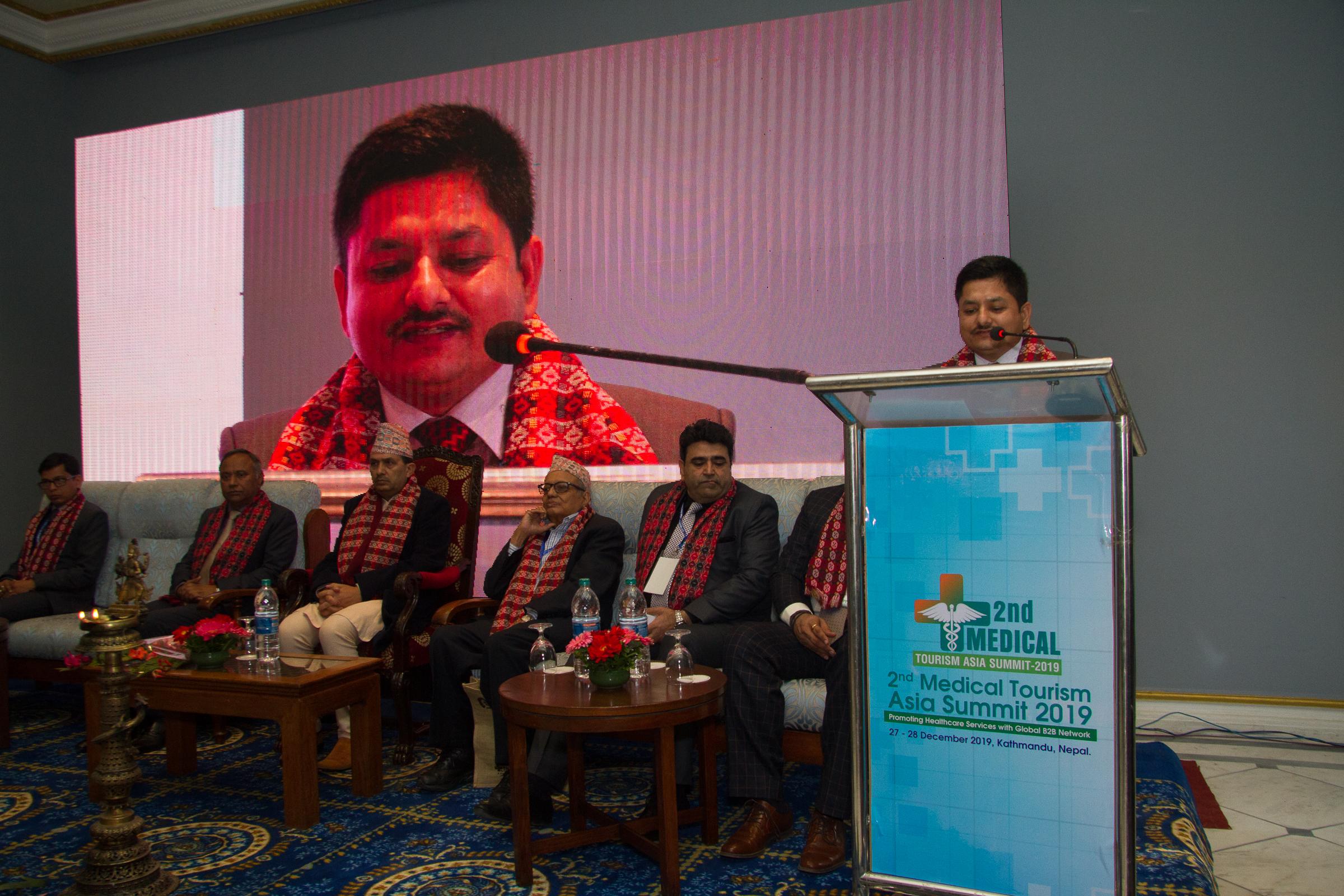 नेपाल मेडिकल टुरिजमको उत्कृष्ट गन्तब्य  यसरी बन्न सक्छ