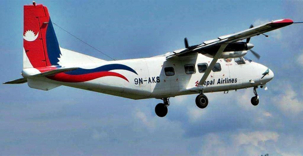 नेपाल  एयरलाइन्सको  आन्तरिक उडान तालिका यस्तो छ