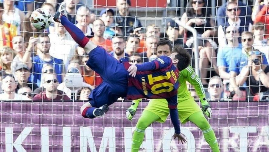 मेस्सीको गोलमा बार्सिलोना विजयी