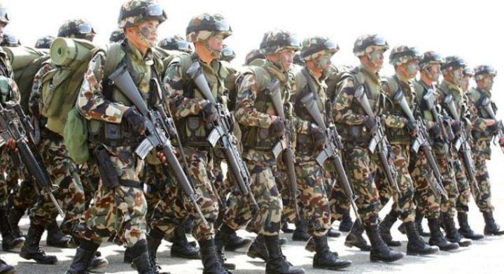 सल्यान ब्यारेकमा स्थगित भएको सेनाको  लिखित परिक्षा पून:संचालन हुने