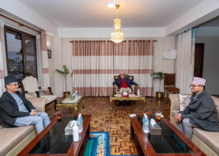 Constitutional Council meeting commences sans attendance of opposition leader, speaker