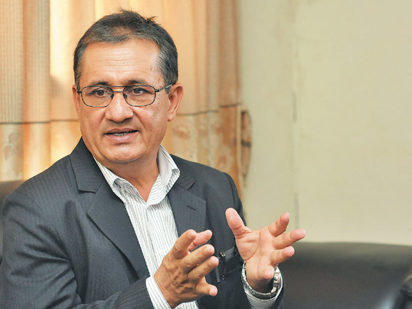 दाहाल-नेपाल समूहबाट  प्रदेश- १ को संसदीय दलको नेतामा आचार्य चयन