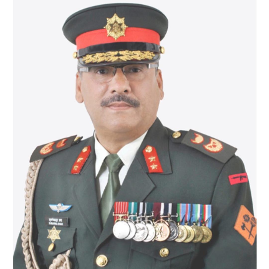 नेपाली सेनामा साँढे ३६ वर्ष सेवा गरेर  अवकास भए जर्नेल शाह