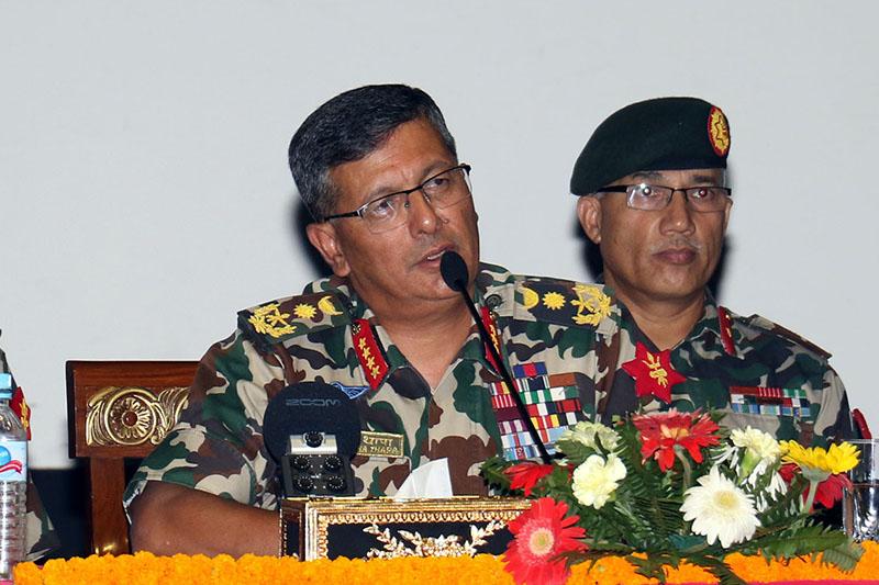 सैनिक मुख्यालयमा सुरक्षा व्यवस्थापन केन्द्र सञ्चालनमा