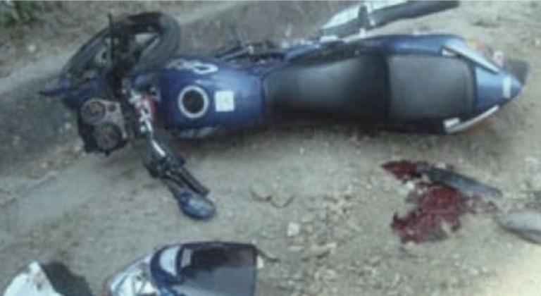 मोटरसाइकल दुर्घटनामा परी पत्रकार पौडेलको मृत्यु