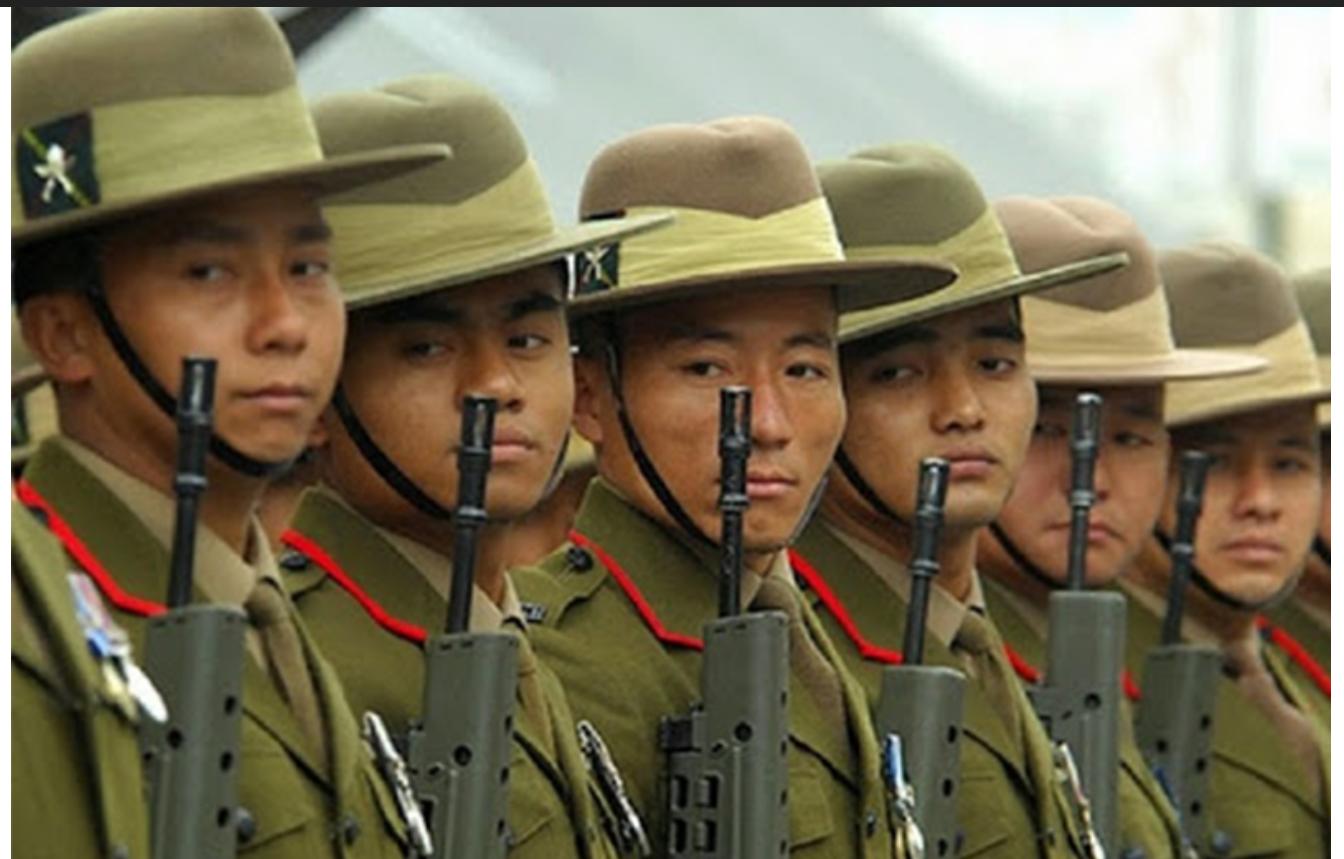 प्रधानमन्त्रीलाई गोर्खा सैनिक संगठनहरूको ज्ञापनपत्र