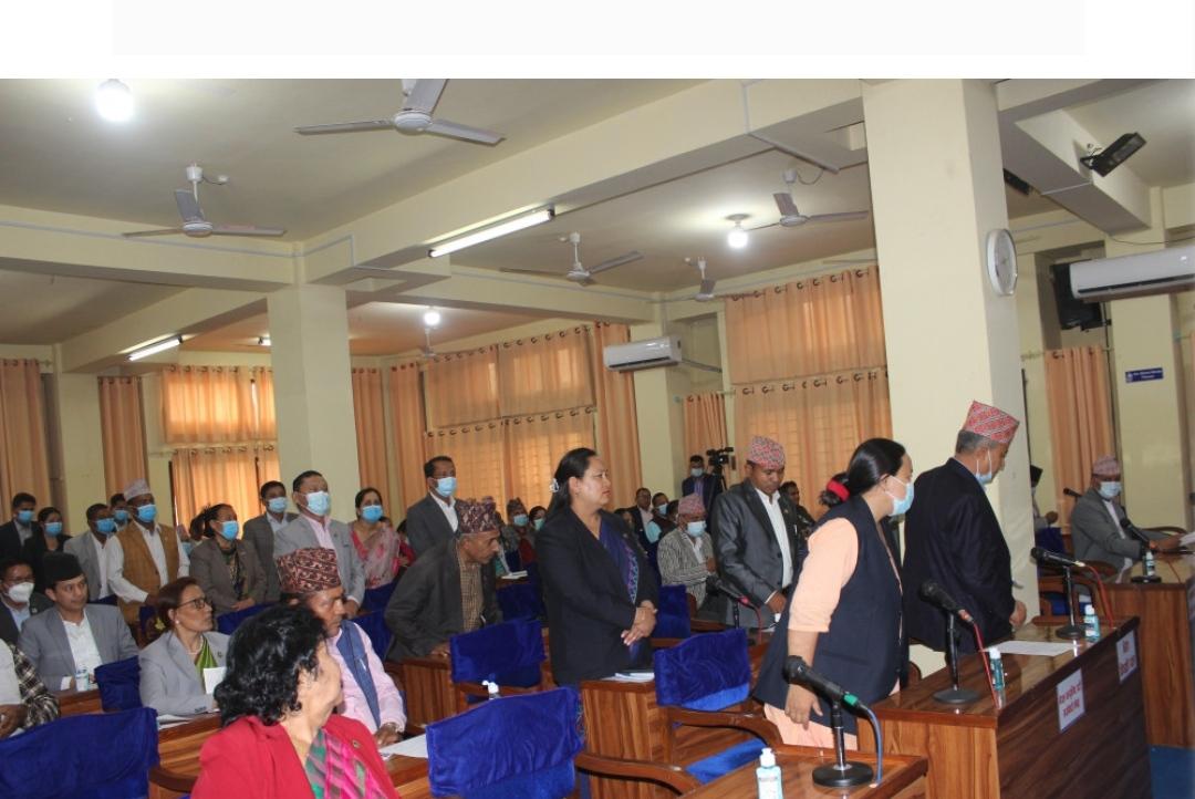माओवादी  अवरोध कायमै, वाग्मती प्रदेशसभा बैठक पुन अवरुद्ध