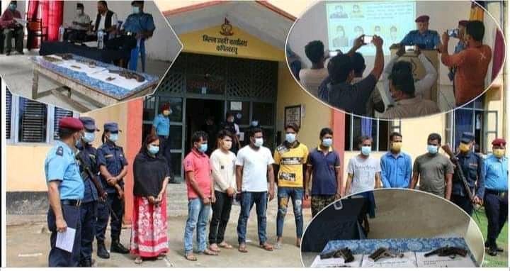 एसपी नवराजको 'माइक ह्वीस्की' अप्रेशन : नेता पाण्डेयको हत्यामा श्रीमती नै मुख्य योजनाकार