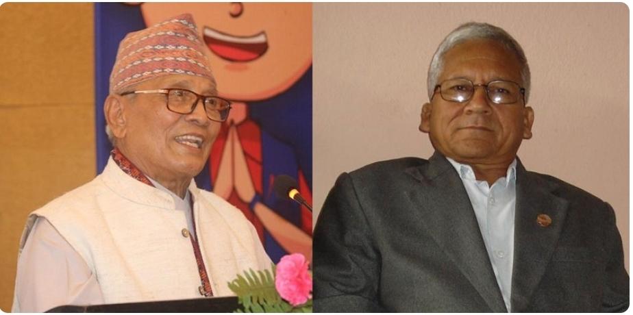 अमिक शेरचन लुम्बिनी र तिलक परियारलाई प्रदेश २ को प्रमुखमा सिफारिस