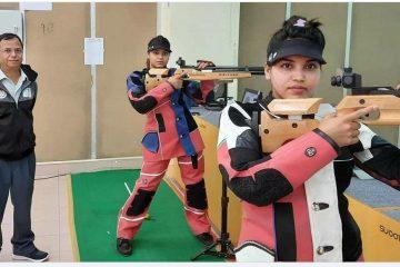 टोकियो ओलम्पिकमा कल्पनाको राष्ट्रिय कीर्तिमान