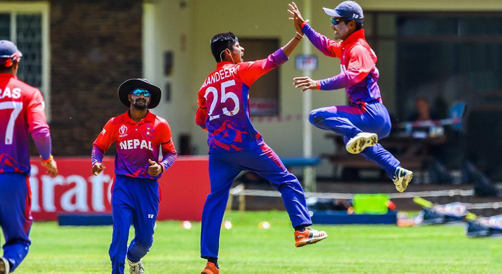 आईसीसी वर्ल्डकप लीग-२ : नेपालद्वारा ओमान ७ विकेटले पराजित