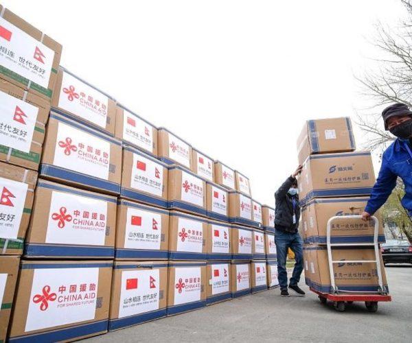 चीनबाट आज ४४ लाख डोज भेरोसेल खोप काठमाडौं आइपुग्यो