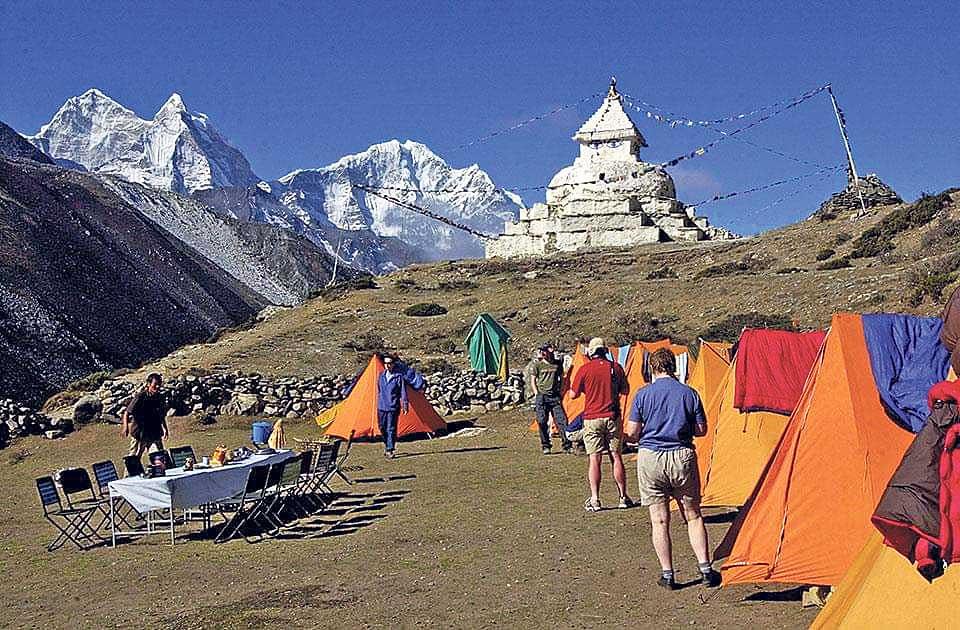 आठ महिनामा ६६ हजार बढी विदेशी पर्यटक भित्रिए